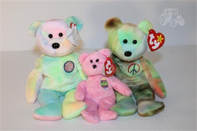 3 Vintage Beanie Baby Bears Other Items For Sale 1 Listings