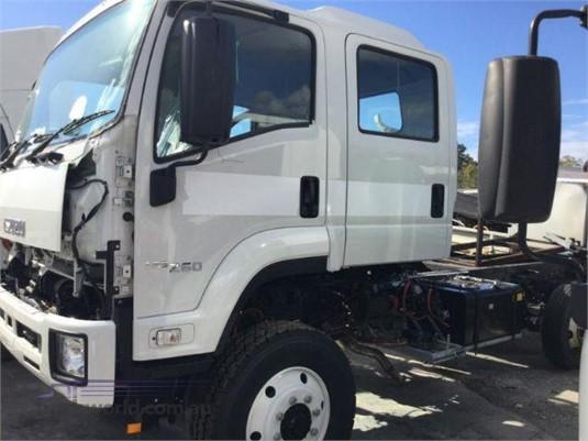 2016 Isuzu FTS - Wrecking for Sale