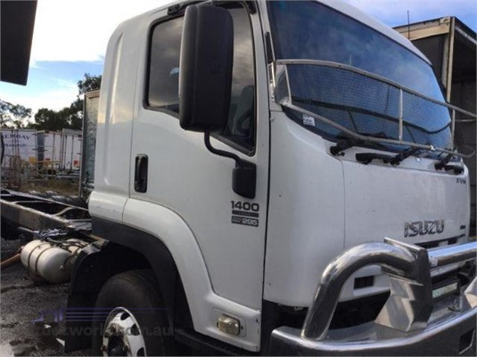 2008 Isuzu FVM - Wrecking for Sale