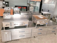 Restaurant Equipment from 2 Recently Closed Locations