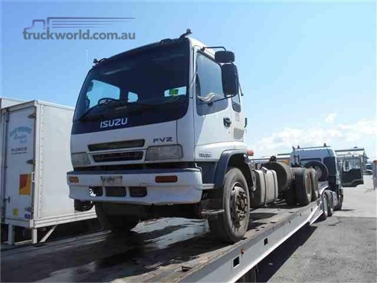 2002 Isuzu FVZ Just Isuzu Wrecking - Wrecking for Sale