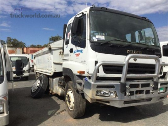 2002 Isuzu Giga Cxy Just Isuzu Wrecking - Wrecking for Sale