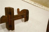 "10"" long handled wood scribe"