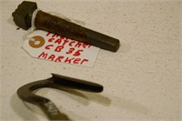 timber scribe & CB35 Log marker