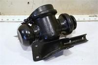 1915-1920 automotive headlight w/ oil pod