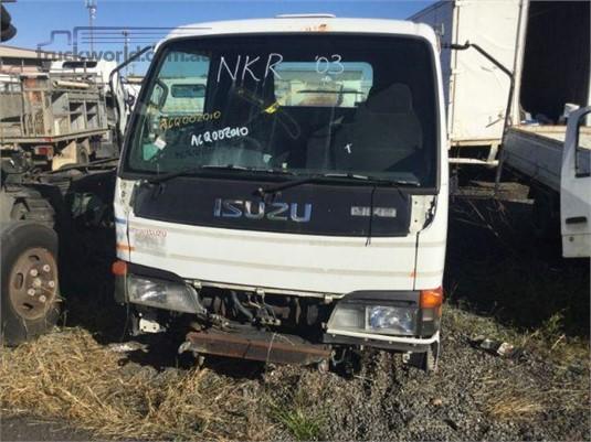 2003 Isuzu NKR Just Isuzu Wrecking - Wrecking for Sale