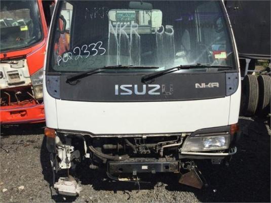 2005 Isuzu NKR Just Isuzu Wrecking - Wrecking for Sale