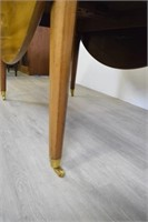 Drop Leaf Table on Casters