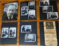John Steinbeck's Nobel Prize Announcement