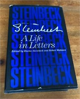 Elaine Steinbeck's Copy of A Life in Letters