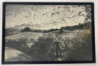 Framed Photo of Elaine Pastures of Heaven Bryson