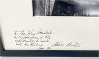 Horace Bristol Signed Ma Joad Photo