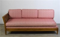 Red and Pink Fainting Couch