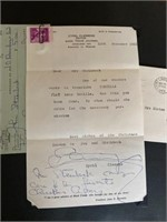 John Steinbeck's Correspondence with Cyril Clemens