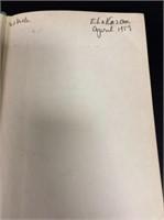 Aeschylus Signed by Elia Kazan to John Steinbeck *
