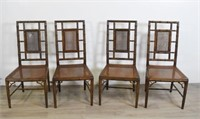 Eight Dining Room Chairs