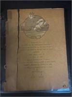 Leif's Discover of America Johan Bull (1893-1945)