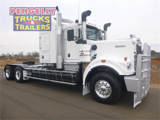 2012 Kenworth C509 Pengelly Truck & Trailer Sales & Service - Trucks for Sale