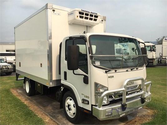 2016 Isuzu NQR - Trucks for Sale