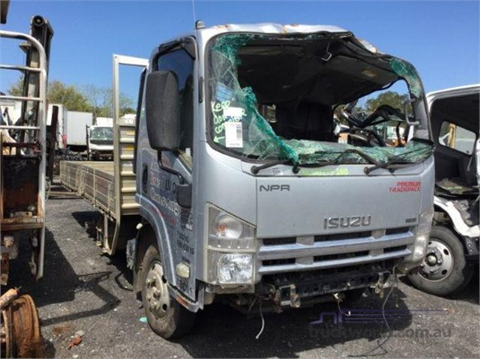 2010 Isuzu NPR Just Isuzu Wrecking - Wrecking for Sale