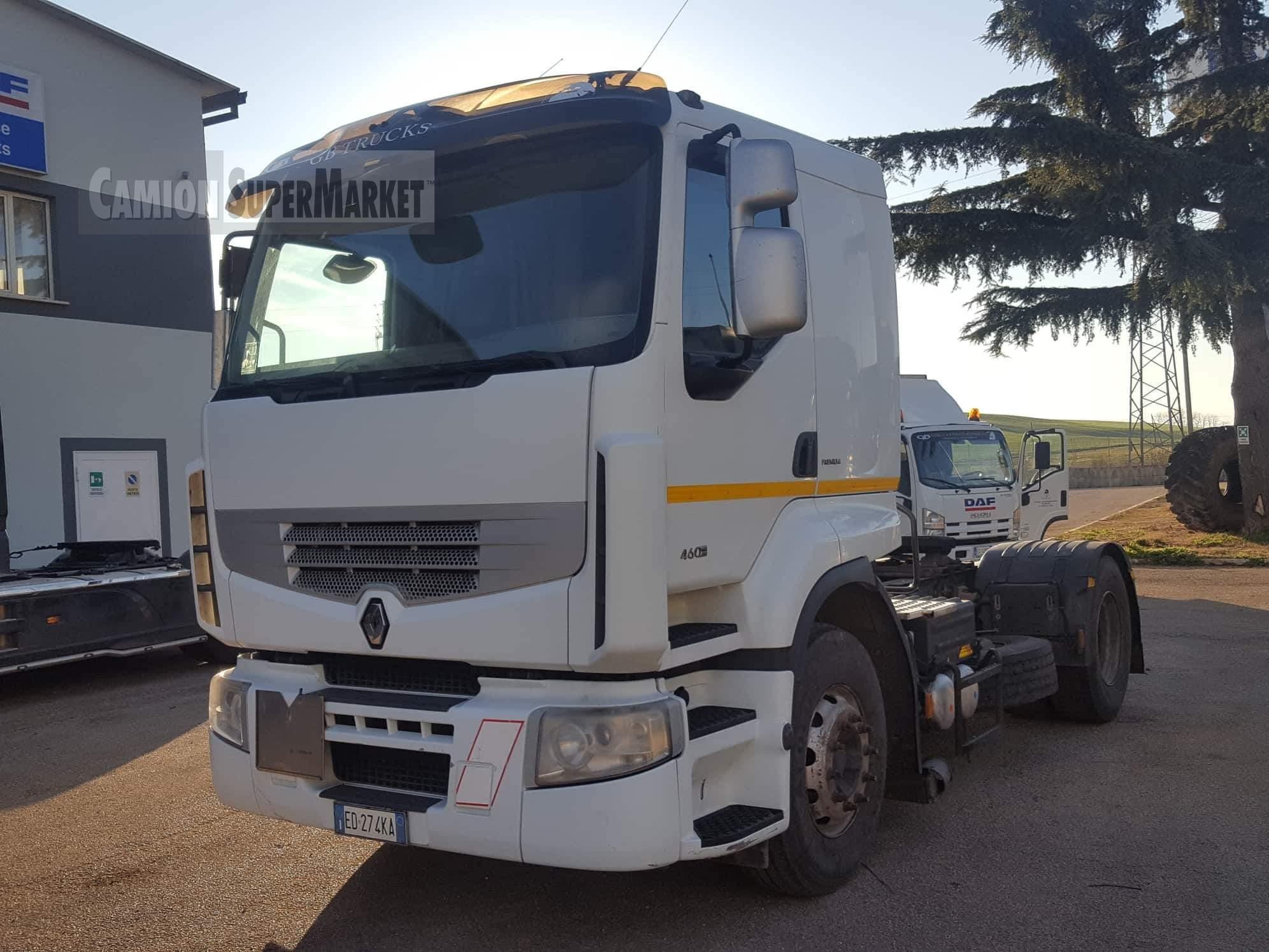 Renault PREMIUM 460 used