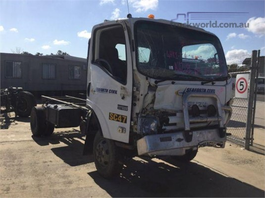 2008 Isuzu NPS - Wrecking for Sale