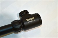 (2) Bushnell Rifle Scopes and Gun Strap
