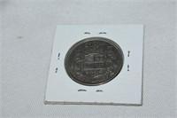 1937 Canadian 50-Cent Piece
