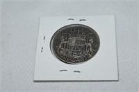 1939 Canadian 50-Cent Piece