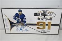 "Toronto Maple Leaf's John Tavares Poster 30""x15"""