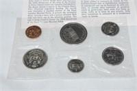 1973 Royal Canadian Mint Coin Set