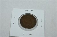 1906 Large Cent