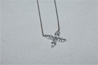 """18"""" Sterling Silver Necklace"""