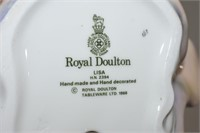 "Royal Doulton ""Lisa"" HN2394"