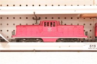 Lionel - Texas Special & Lehigh valley engines 2pc