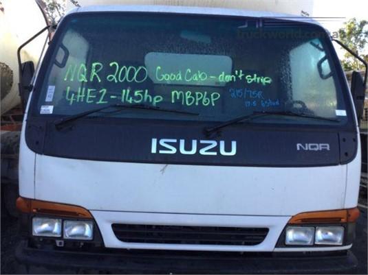 2000 Isuzu NQR Just Isuzu Wrecking - Wrecking for Sale