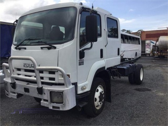 2008 Isuzu FSS Just Isuzu Wrecking - Trucks for Sale