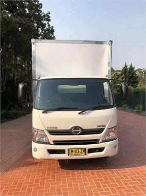 2017 Hino 300 411 - Trucks for Sale
