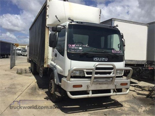 2013 Isuzu FVM Just Isuzu Wrecking - Trucks for Sale
