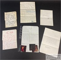 Letters to Elaine Steinbeck by Notable People