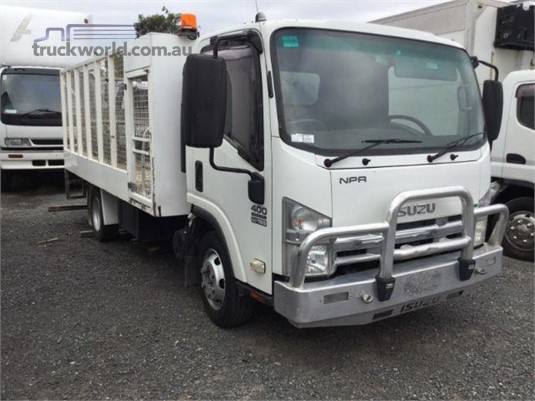 2011 Isuzu NPR Just Isuzu Wrecking - Trucks for Sale