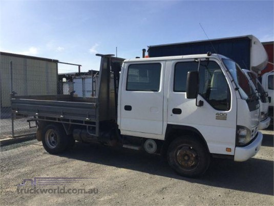 2006 Isuzu NPR Just Isuzu Wrecking - Trucks for Sale