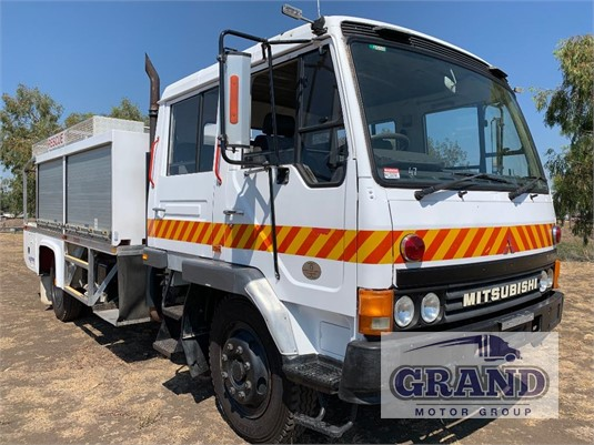 1994 Mitsubishi FK417 Grand Motor Group - Trucks for Sale