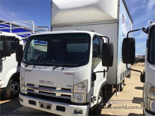 2013 Isuzu NPR Just Isuzu Wrecking - Trucks for Sale
