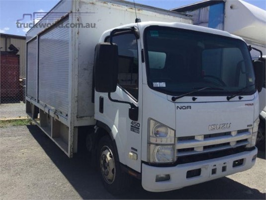2008 Isuzu NQR Just Isuzu Wrecking - Trucks for Sale