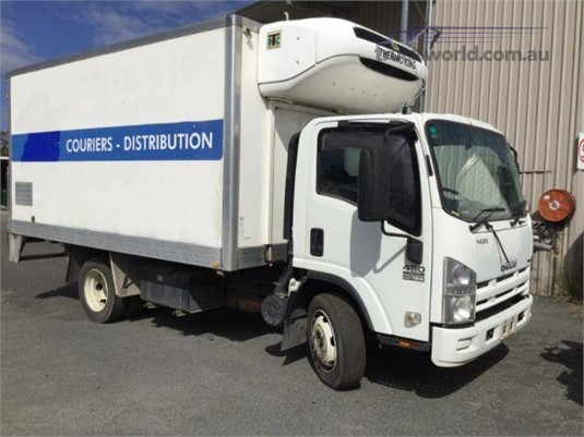 2010 Isuzu NQR Just Isuzu Wrecking - Trucks for Sale