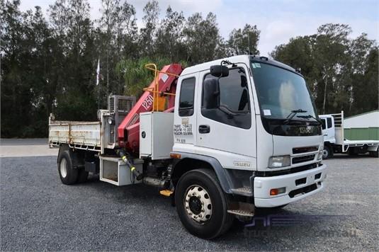 2007 Isuzu FVD 950 - Trucks for Sale