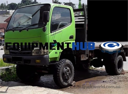 2012 Hino Dutro - Trucks for Sale