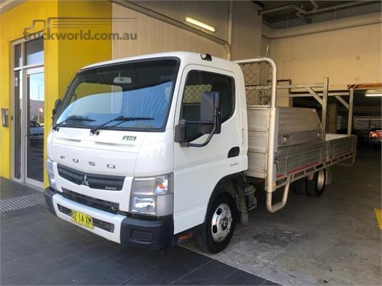2014 Mitsubishi Canter 515 Duonic - Trucks for Sale