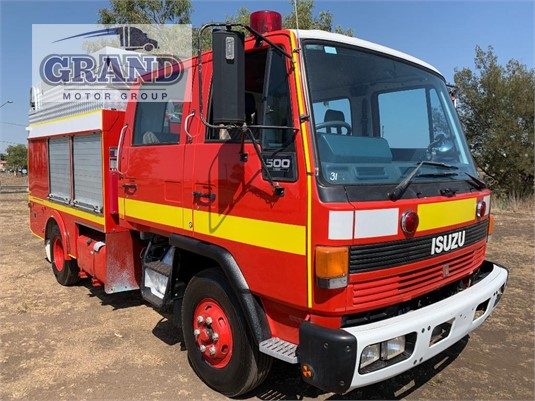 1993 Isuzu FSR 500 Dual Cab Grand Motor Group - Trucks for Sale